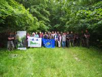 2017 May 18-19 Foresters' field trip to the Mecsek region in Hungary